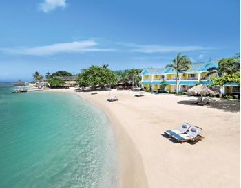Hôtel sandals royal caribbean resort and private island  5*