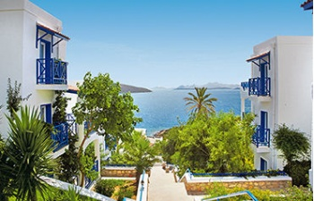 Hôtel bodrum holiday resort 4*