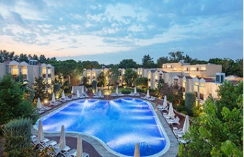 Hôtel asteria bodrum resort 4*